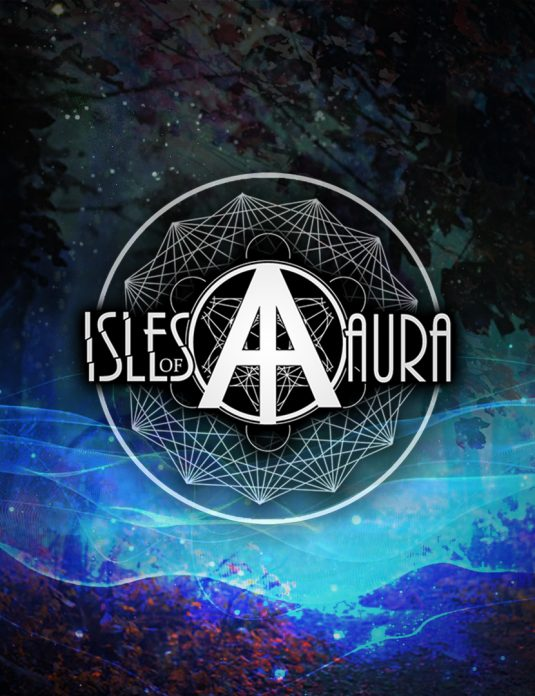 Isles of Aura Cohesive Frequency Album Art