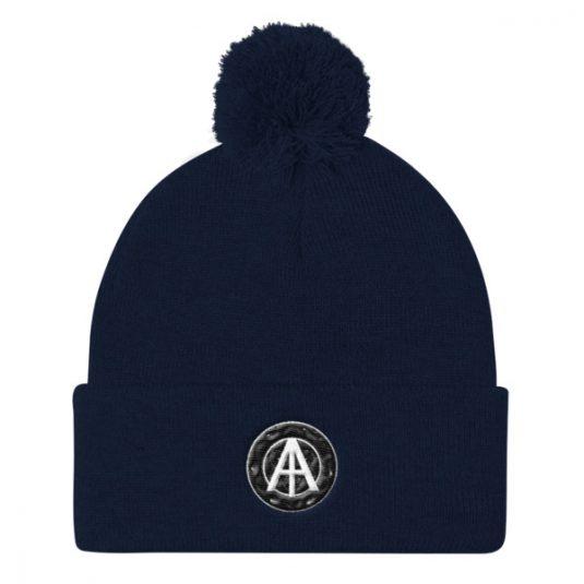 Isles of Aura - Dark Blue Knit Cap