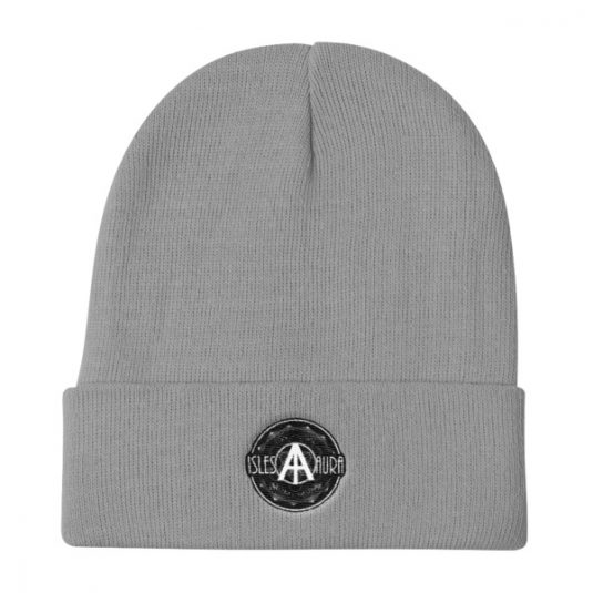 Isles of Aura - Grey Beanie