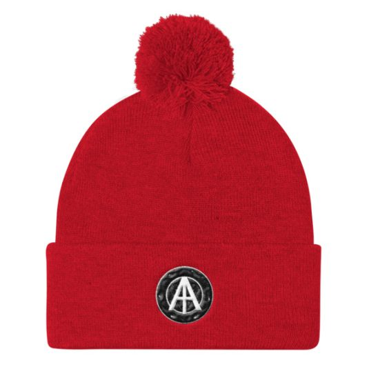Isles of Aura - Red Knit Cap